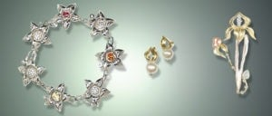 Stone Flower Series